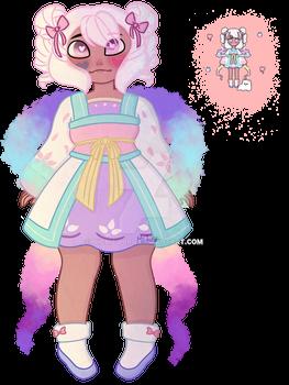Challenge | Pastel Girl