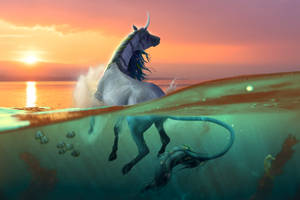 GIFT: How I Became The Sea by Wolven-Wonderland