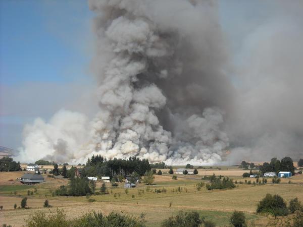 field burning near my home by alien-13