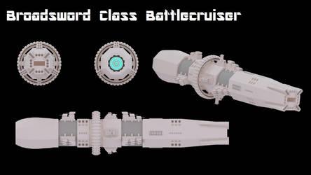 Broadsword Class Battlecruiser