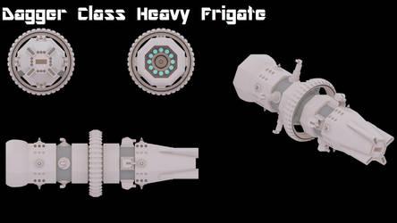 Dagger Class Heavy Frigate