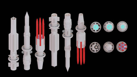 Medium FTL Missiles