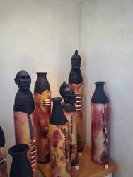 Tribal Bottles