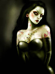 Darkstar by MarcusJones