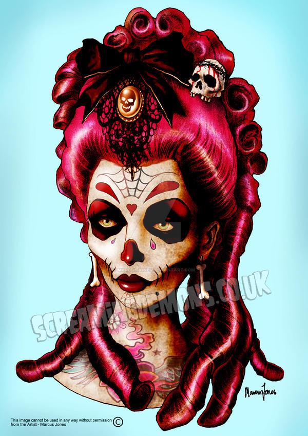 Pink Death by MarcusJones
