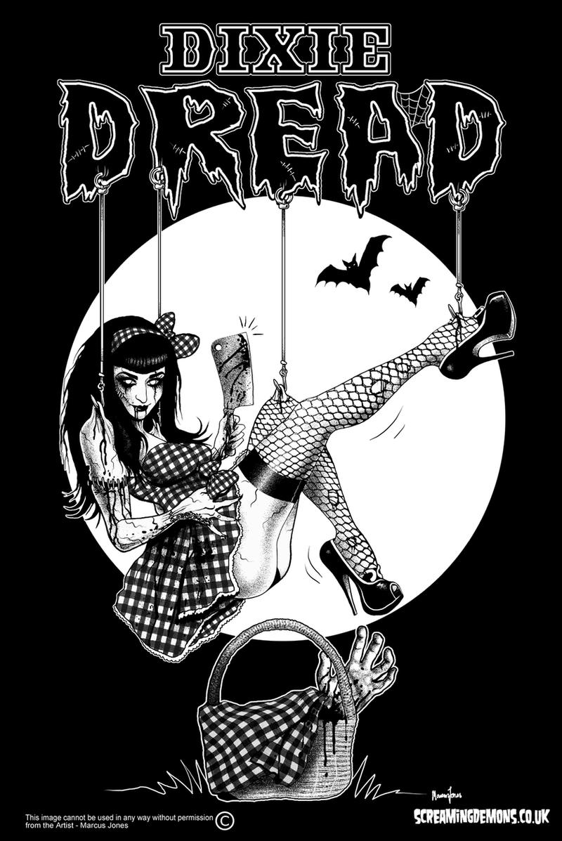 Dixie Dread by ScreamingDemons