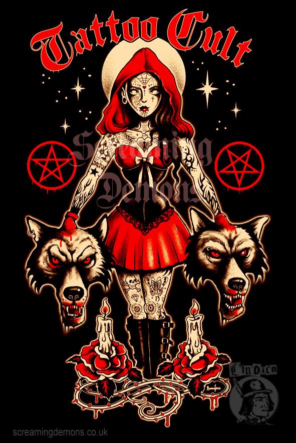 Tattoo Cult 1. by MarcusJones