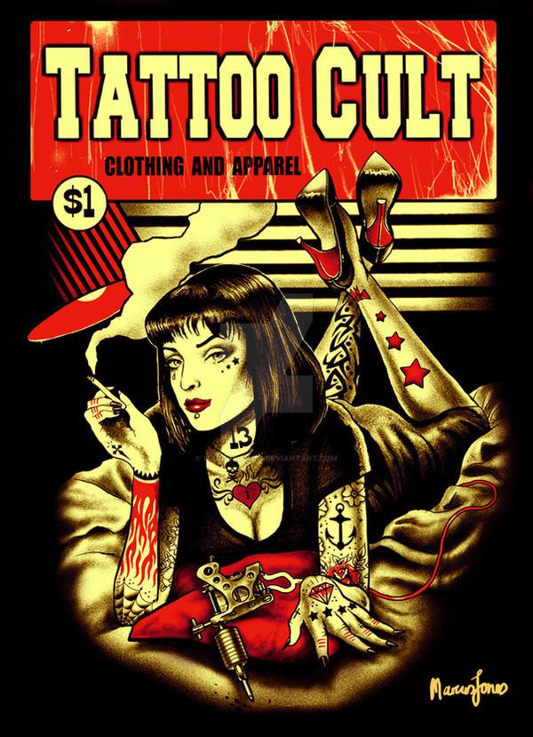 tattoo cult 12 by marcusjones on deviantart. Black Bedroom Furniture Sets. Home Design Ideas