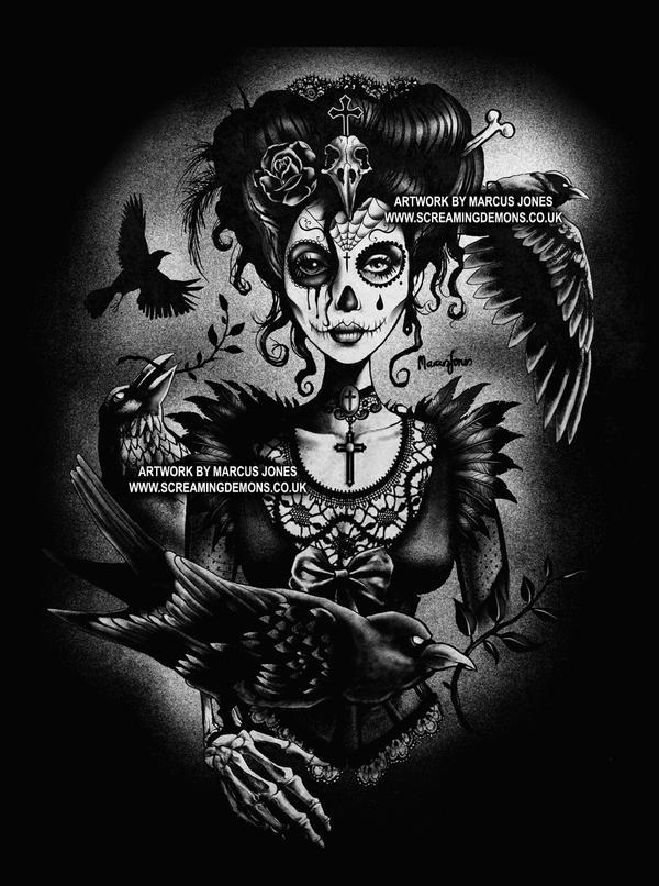 Dead Crow by MarcusJones