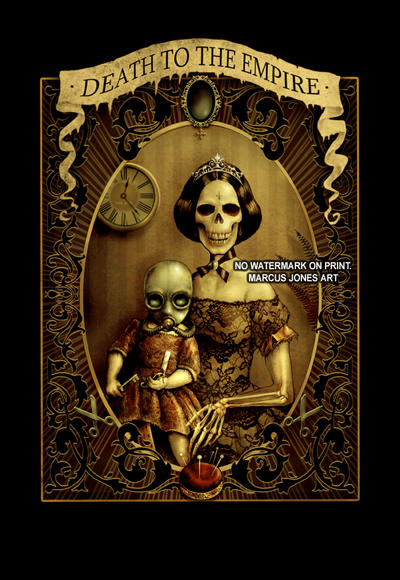 Victorian Death 2. by MarcusJones