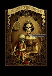 Death to the Empire - Needlework by Marcus Jones