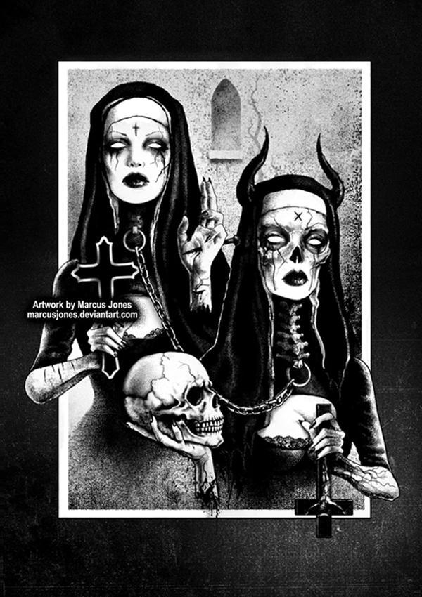 Demon Nuns