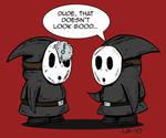 Ninja Shyguys