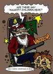 25 - Santa Claus by Prickblad