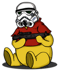Pooh the Stormtrooper
