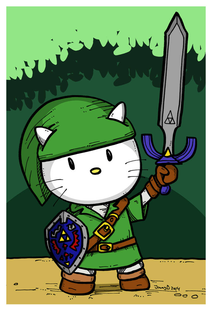 Legend of Kitty