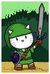 Legend of Kitty by Prickblad