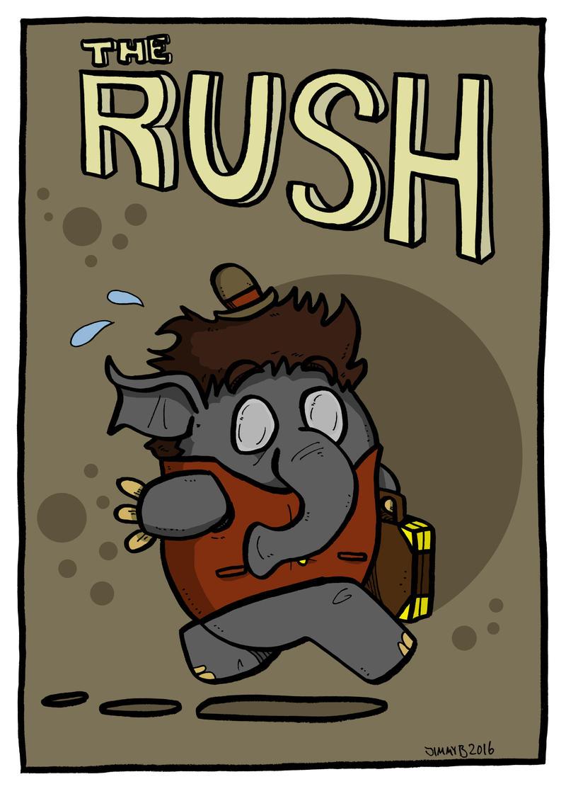 The Rush by Prickblad by Prickblad