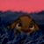 Scared Simba Icon by TranquilSimplicity