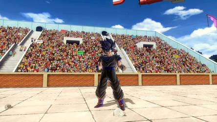 Dragon Ball Xenoverse 2: Dapzero Mod Showcase by TavenPrower