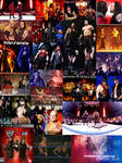 The Brothers of Destruction Collage ('Taker/Kane) by WWE-Undertaker
