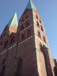 Marienkirche Luebeck by warlock6