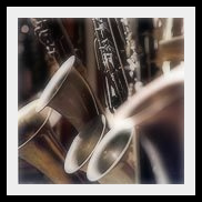 Bass Clarinets. by NarcissaCritical