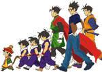 Gohan's Evolution
