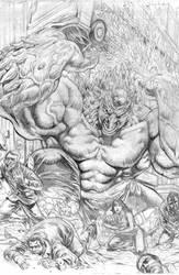 innert monster by GREATWORKstudio