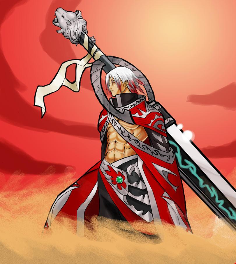 God of War by Mashiro