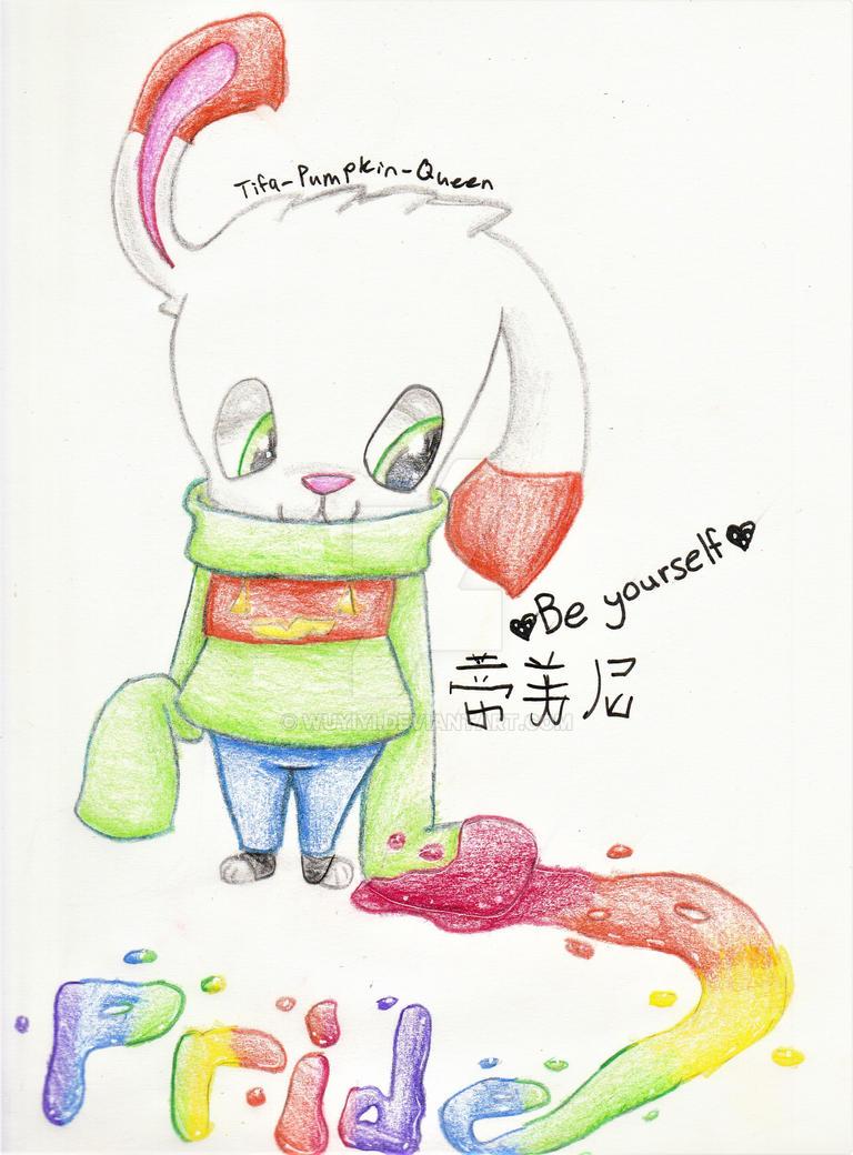 .:Pride Month 2017:. by Tifa-Pumpkin-Queen