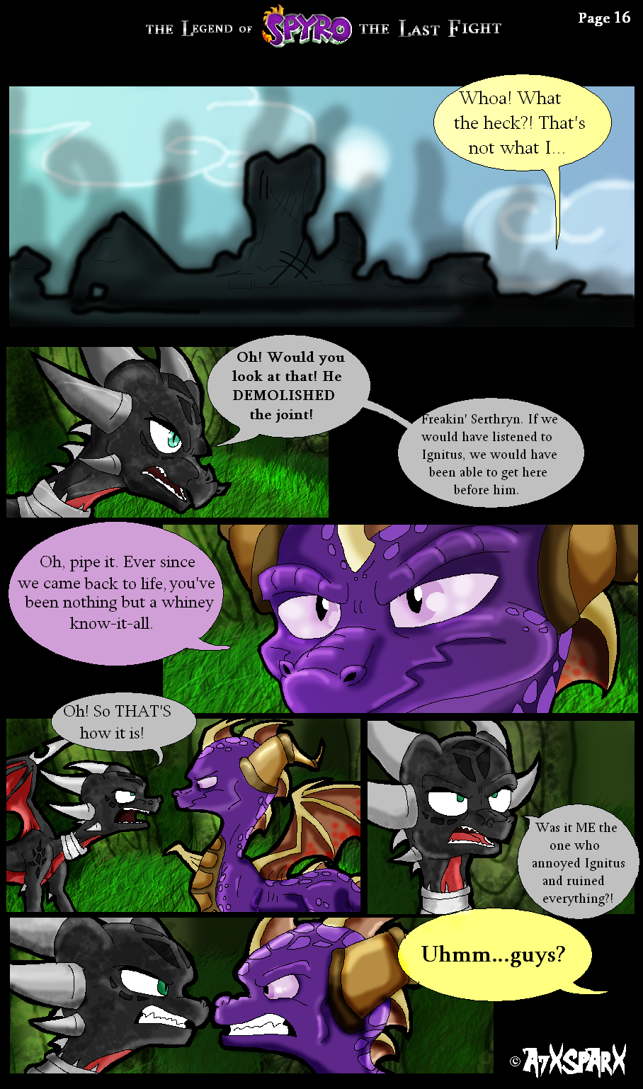 Uprising pg2 by A7XSparx