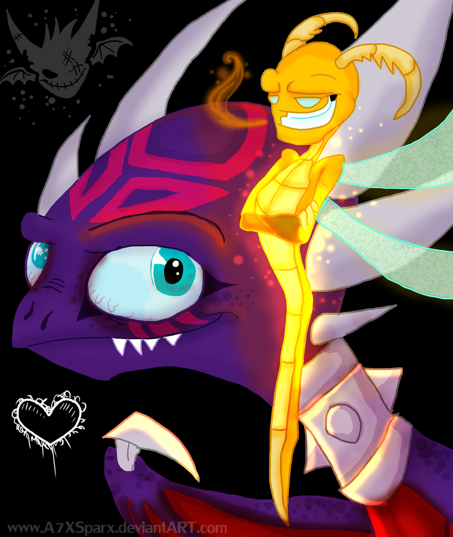 Volts and Lightning AND SPARX by A7XSparx
