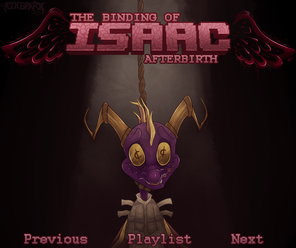 The Binding Of Isaac Afterbirth: Afterbirth By A7XSparx On DeviantArt