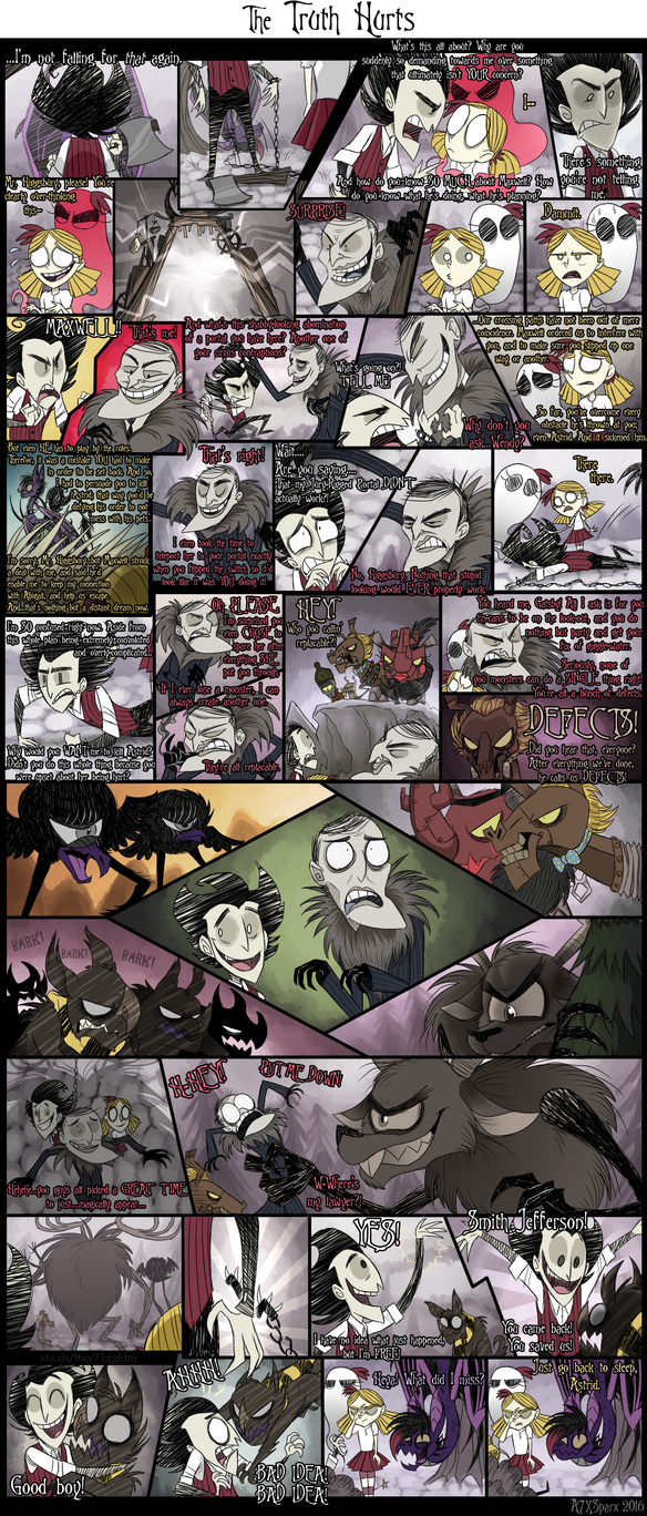 Forum Passionfruit Problem: The Truth Hurts By A7XSparx On DeviantArt