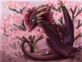 Blood and Blossoms by A7XSparx