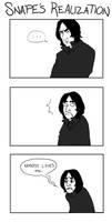 Snape's Realization