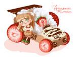 Sugar Rush: Angelberry Fluffcakes