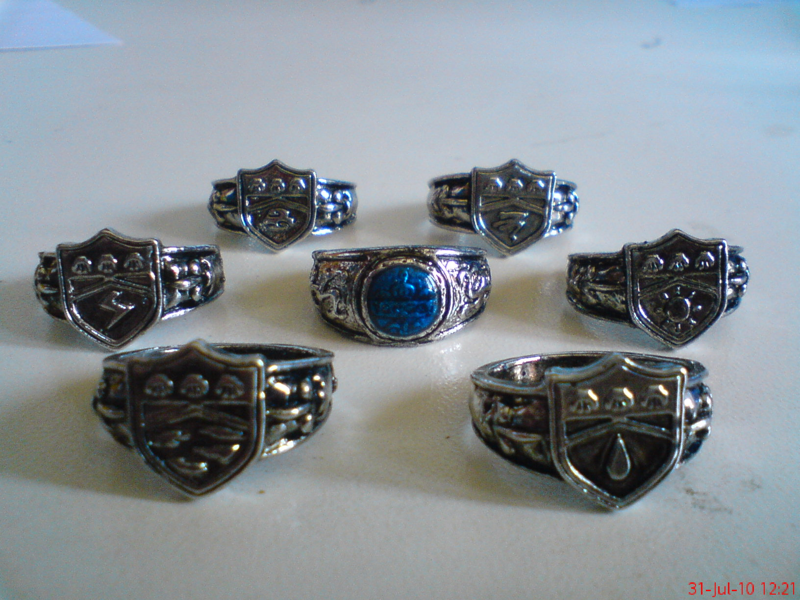 Vongola Cloud Ring