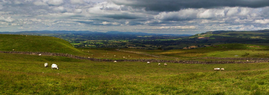 Eden Valley by CumbriaCam