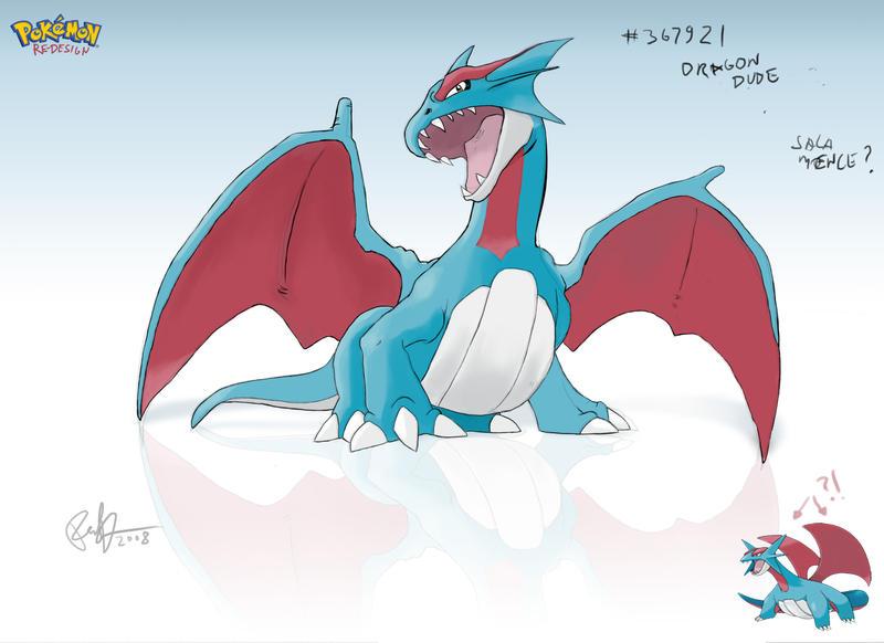 [Resim: Pokemon_ReDesign___Salamence_by_lord_phillock.jpg]
