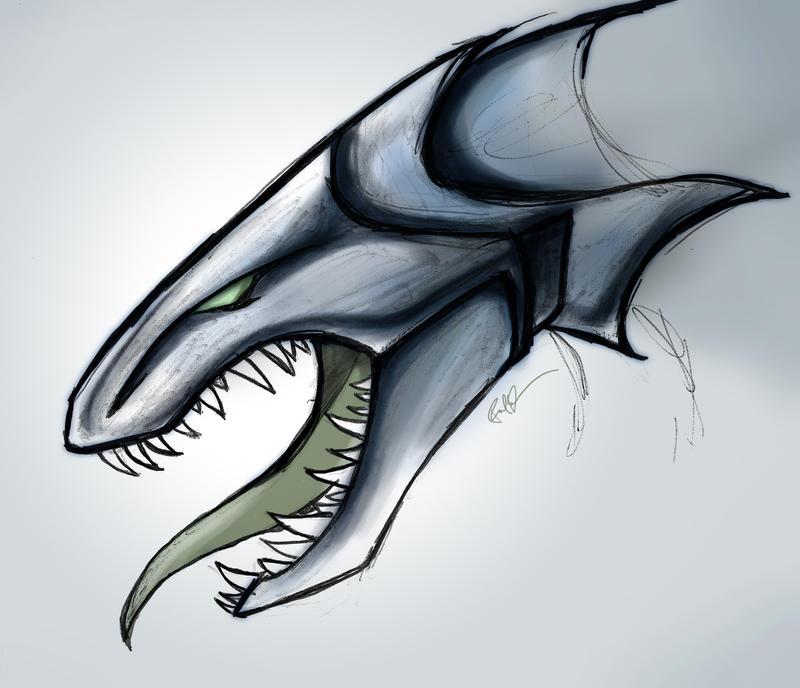 Creatura Primordiatis by lord-phillock