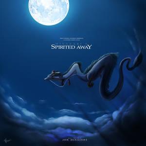 Spirited Away Custom CD Cover