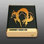 Mac FOXHOUND Harddrive