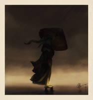 Rainy Daze by lord-phillock