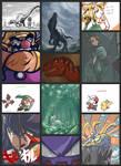 my Paintberri drawings
