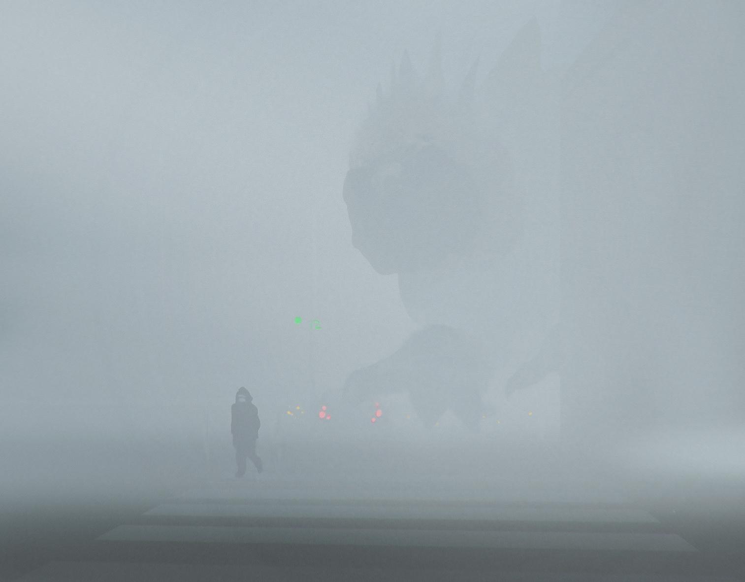 The Creeping Smog