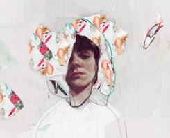 portrait wip by unpreti
