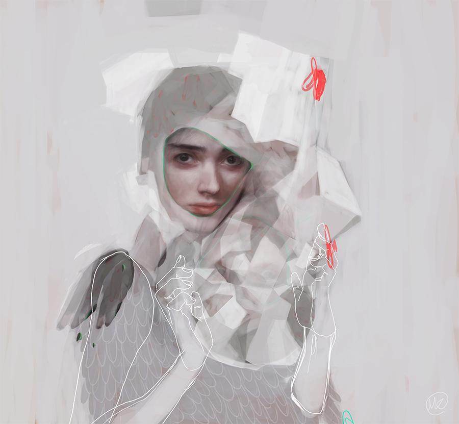 ptaszyna by MagdalenaKapinos