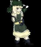 Touhou DoN Stage 2 / extra midboss Inuno Onwatsume